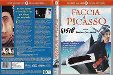 FACCIA DI PICASSO (2000) dvd ex noleggio