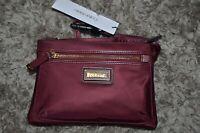 Calvin Klein Belfast Belt Bag Merlot Waist Fanny Pack new with tags on MSRP $98