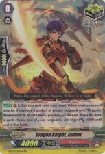 1x Cardfight!! Vanguard Dragon Knight, Jannat - G-BT03/014EN - RR Near Mint