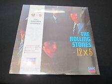 The Rolling Stones - 12x5 - Japan L20P1010 - Still Sealed - Rare!!!!!!!