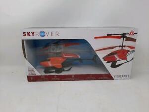 Sky Rover Vigilante Helicopter Orange