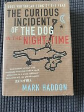 The Curious Incident of the Dog in the Night-time Adult Edition Mark Haddon Hard