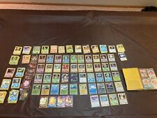Pokemon Collection 611 Cards Charizard In Mint Condition