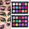 Eyeshadow Cosmetic Makeup Kit Shimmer Glitter Eye Shadow Powder Palette Matte