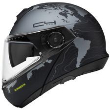 Schuberth C4 Pro Klapphelm Magnitudo Black Motorradhelm