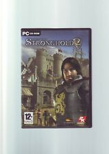 STRONGHOLD 2 - FIREFLY STUDIOS PC GAME - FAST POST - ORIGINAL & COMPLETE - VGC