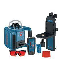 Bosch GRL 300 HV + LR1 + WM4 + RC1 Rotary Laser Set
