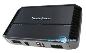 Rockford Fosgate P1000X1BD Punch Monobloc 2000W Max Caissons Basse Amplificateur
