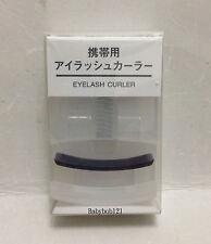 Muji Portable Eyelash Curler - Made in Japan