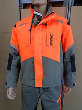 STIHL Jacke Function ergo Gr. M 00883350252 Schutzjacke Arbeitsjacke