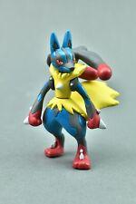 """Pokemon XY Mega Lucario 2.5"""" Figure 2 Pack Tomy"""
