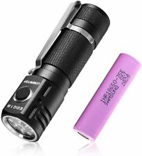 LUMINTOP EDC18 LED Flashlight, Up to 2800 Lumens and IP68 Water-Resistant