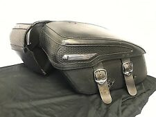 Harley Davidson Road King Classic Leather Bags For Touring Models