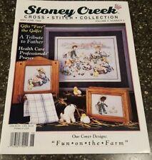 Stoney Creek Collection Magazine Cross Stitch Pattern May / June 1994