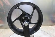 07-10 Triumph Street Triple R Rear Wheel Rim Straight