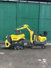 Micro / Mini Digger Hire And Tool Hire