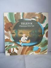 Telesik - Ukrainian Folk Tale - Illustrated  by Nina Denisova - 1981