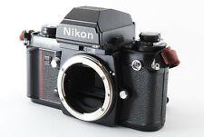 Nikon F3 HP Black 35mm SLR Film Camera Body W/Strap From Japan