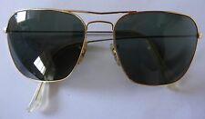 Vintage signed Baush & Lomb B&L made USA Ray Ban AVIATOR Sunglasses FRAME 58 16