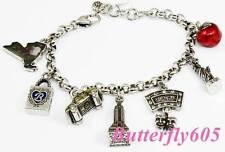 Brighton NEW YORK NY State Charm Bracelet - NWOT