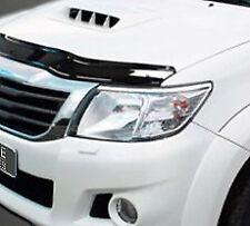 Bonnet Trim Hood Protector Bug Guard déflecteur pour s'adapter TOYOTA HILUX (06-15)