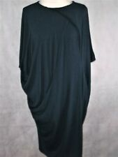 COS navy blue unusual quirky dress size xs fits 8 10 12