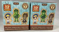 FUNKO AD ICONS 1PC MYSTERY MINIS VINYL FIGURE BLIND BOX  SET OF 2 UNOPENED BOXES