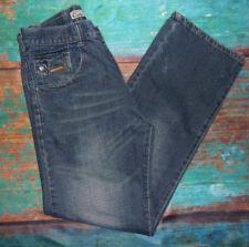 CHAMS Men's size 30x30 blue denim jeans large pockets, GREAT CONDITION!
