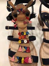 Kate Spade Camel Sandals 6M New