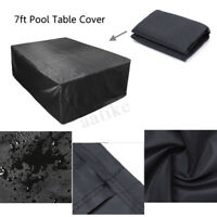 215x125x68cm 7Ft Waterproof Protective Billiards Snooker Pool Table Dust  !
