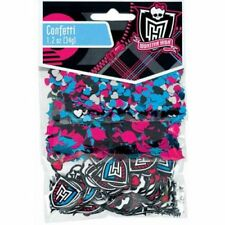 MONSTER HIGH Confetti / Scatter Value Pack Decorations