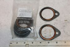 1 Pair Copper Fire Ring  Exhaust Gaskets Harley Davidson FLH Shovelhead 66-84
