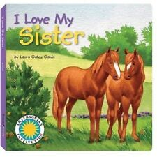 I Love My Sister (I Love My Book) (with easy-to-download e-
