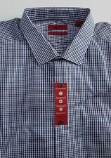 Alfani Red Men's Shirt Fitted Size XL NWT