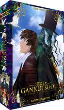 ★Gankutsuou (Le Comte de Monte Cristo) ★ Intégrale Collector 8 DVD