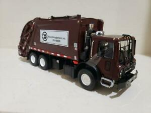 First Gear Die-cast 1:34 Scale Mack Waste Management Garbage Truck Trash