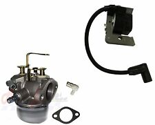 Ignition Coil & Carburetor Tecumseh Fits Tecumseh Model HM80