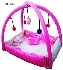Smart Baby Bassinet & Cradle Bedding Set in Large Size PlayGym Met – Pink Colour