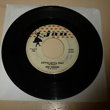 ROCKABILLY 45 RPM RECORD - GENE SUMMERS - JAM 102