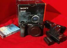 Near Mint Sony Alpha a6500 Mirrorless Digital Camera (1772 Actuations)