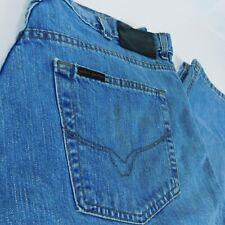 Harley Davidson Motorcycles Blue Denim Jeans W 38 L 30