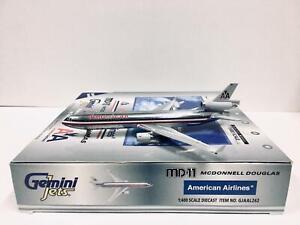 Gemini Jets 1:400 American Airlines MD-11 NI765B GJAAL262
