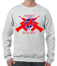 Army Rugby  T-Shirt  British Army Tshirt Sweatshirt Army V Navy