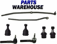 8 Pc New Steering & Suspension Kit for Dodge Ram 1500/2500/3500 4WD Models Only