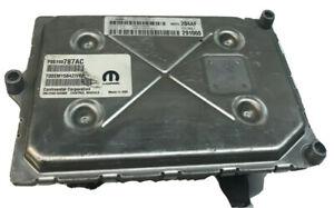 14 Chrysler 300 3.6L AT ECM PCM Engine Computer Module | P68214204AF
