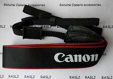 "Genuine Canon EOS Digital DSLR Camera Shoulder Neck Strap T5/T6 Style 1.25"" Wide"