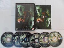 X-Files The Complete Season 7  (6DVD  2005) Region 2