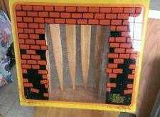 Super Breakout arcade video game monitor bezel Atari Year:1978 Rare