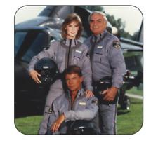 Airwolf Fridge Magnet helicopter Jan-Michael Vincent Stringfellow tv show