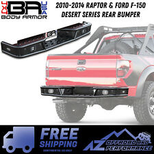Body Armor 4X4 | 2010-2014 Raptor & Ford F-150 Desert Series Rear Bumper |
